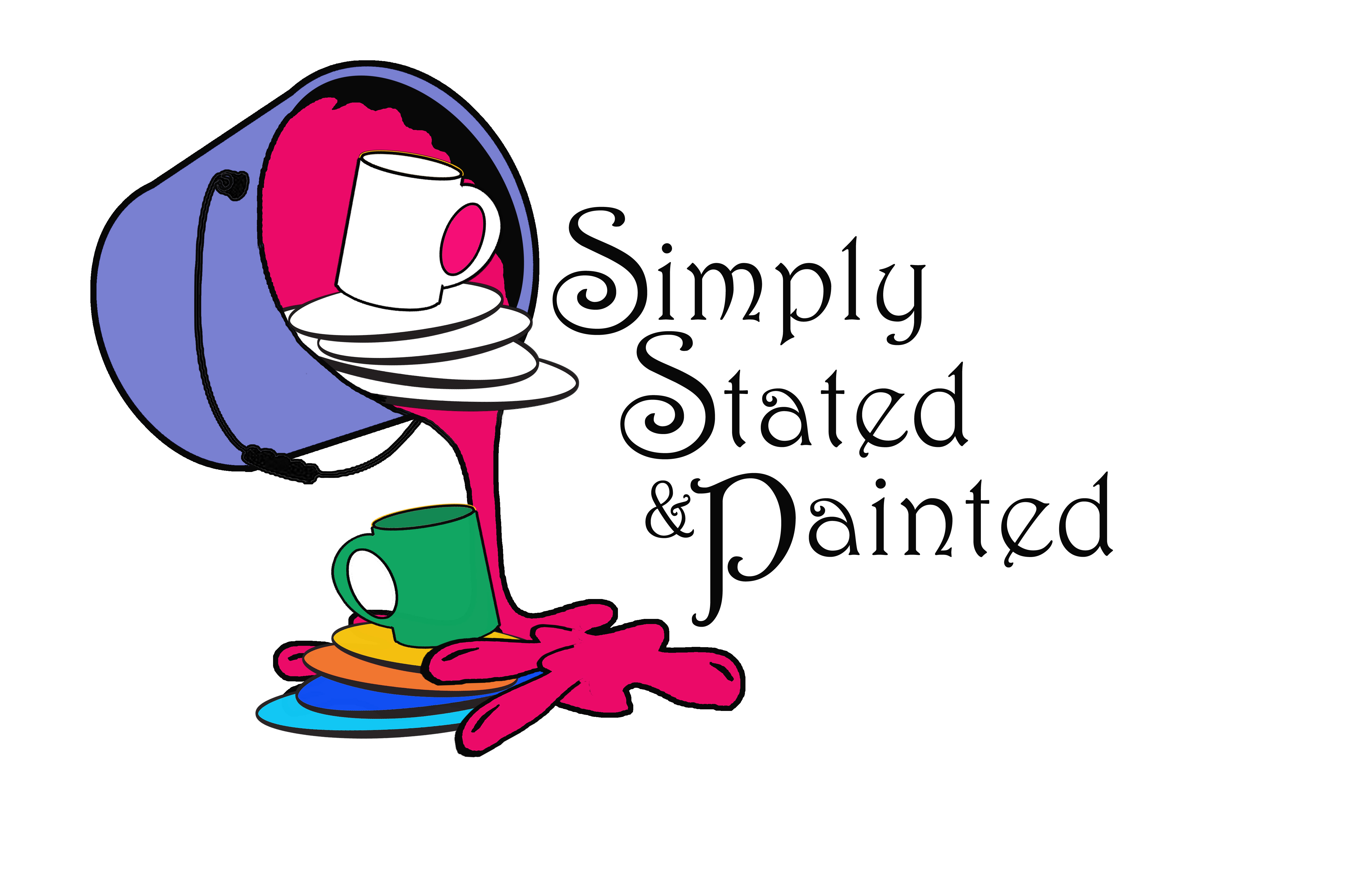 Simply Stated & Painted